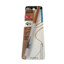 Maybelline 830 Shiny Bronze Lasting Drama Light Eye Liner Pencil Waterproof - $5.87