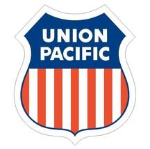 Union Pacific Sticker USA MADE Railroad TRAIN Decal R19 YOU CHOOSE SIZE - $1.45+