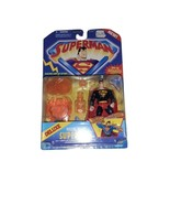 VISION BLAST SUPERMAN 1996 DC Kenner Action Figure Deluxe NEW - $14.03