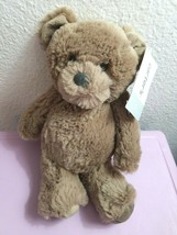 Carters Light Brown Teddy Bear Plush Stuffed Animal 66807 Baby Toy 2015 - $19.78