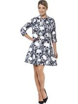 Skeleton Suit, Large, Halloween Fancy Dress, Womens, UK 16-18 - $60.68