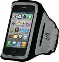 Scosche Neopren Sport Armband Schutzhülle für Smartphones - Schwarz - $7.85