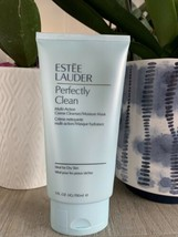 ESTEE LAUDER Perfectly Clean Multi ActCreme Cleanser for Dry Skin 5oz NE... - $25.73