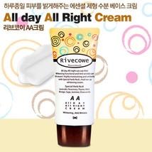[Rivecowe] AA Cream 40ml, All day All Right Cream - $28.30