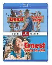 Ernest Goes to Camp / Ernest Goes to Jail (Double Feature) [Blu-ray] (2011)