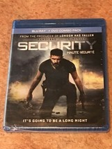 Security (Canadian Blu-ray/DVD with USA Compatible Discs) BRAND NEW - $10.91