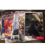 Lot Of 10 Comic Book Mixed Avengers Sovereign Seven Legends Freedom Figh... - $18.75