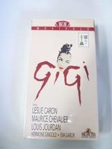 Gigi (VHS, 1988)) Leslie Caron NIP - $4.95