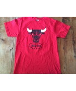 Chicago Bulls Windy City Tshirt Rodman #91 Small - $12.34