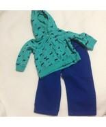 Ralph Lauren Polo Boy's Pants 12 mos + Just One You Carter's Zip Up Swea... - $10.00