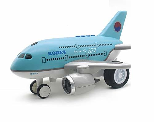 Bandi Toys Melody Light Dream Air 877 Airplane Plane Aircraft Vehicle Toy