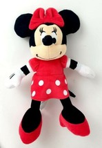 "Disney Minnie Mouse Red Polka-dot Outfit 9"" Plush Boutique Item 100390 - $9.99"