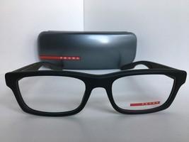 New PRADA Sport VPS 07C  UBW-1O1 Matte Olive 53mm  Men's Eyeglasses Frame Italy - $101.19