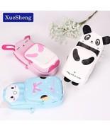 XUES® 1PC/Set Korean Cartoon Animals PU Leather Cat Rabbit Panda Pencil ... - $4.23