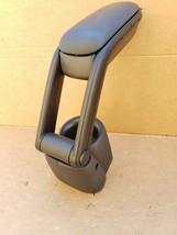 07-13 BMW Mini Cooper R55 R56 R57 Center Armrest Storage Cup Holder image 2