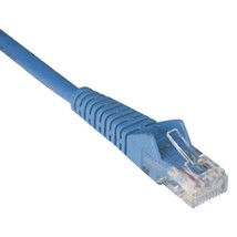 Tripp Lite N201-100-BL CAT-6 Gigabit Snagless Molded Patch Cable (100ft) - $50.18