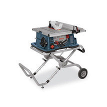 Bosch 10-Inch Worksite Table Saw Gravity-Rise Stand Portable Professional - $691.78