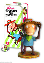 Kellogg's Advertising Figure statue COCO THE MONKEY MIB - $36.72