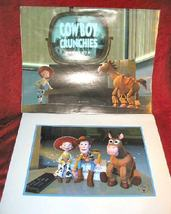 2000 Disney Toy Story 2 Commemorative Lithograph Framed - $19.99