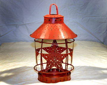 Candle red latern web