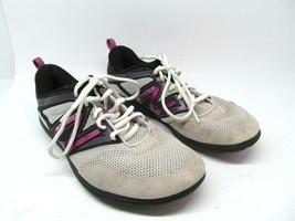 New Balance Minimus WX20WB Womens Cross Training Cream Black Purple Size US 9 - $37.83