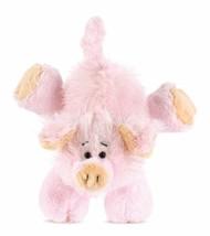 Webkinz PINK PIG Bean Bag Plush HM 002 Stuffed Animal Plush Toy Bristle ... - $3.95