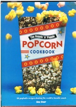 The Hoppin 'n' Poppin Popcorn Cookbook - $6.99