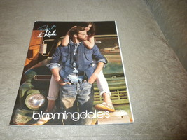 Mens Fashion & Accessories Catalog Bloomingdale's New York  Spring 2013  NF - $5.75