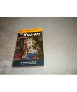 Vintage PB The Kiss-Off by Douglas Heyes Signet #949, a 1st print 1952  VG - $5.79