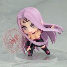 Fate/Stay Night Nendoroid Petite Rider Attack Pose Mini Figure Brand NEW! - $24.99