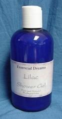 Lilac showergel