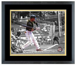 "Starling Marte 2013 Pittsburgh Pirates - 11 x 14 Matted/Framed ""Spotligh... - $43.55"