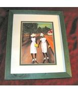 Leroy Campbell Ushers of the Church Art Print Framed - $14.99