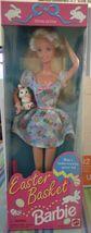Easter Basket Barbie - brand new - $17.99