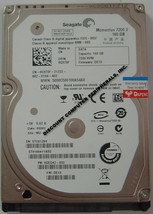 "New ST9160411ASG Seagate 160GB 7200RPM SATA-300 2.5"" 9.5MM Hard Drive"