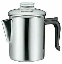 *Honma Works puppy mark percolator 18-8 for 6 people - $70.77