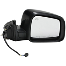 Fits 11-18 JP Grand Cherokee Right Pass Mirror Assembly Power Heated Man... - $56.38