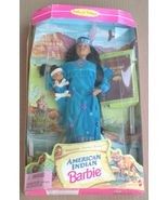Barbie American Indian Doll American Stories Collection - brand new - $27.99