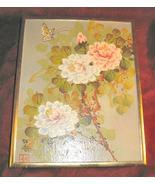 Artistic Interiors Original Oil Painting Flowers Signed - $65.00