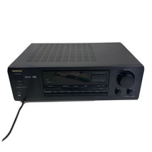Onkyo TX-DS484 Av Receiver Tested And Works No Remote - $44.54