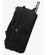 Large 36 Inch Rolling Wheeled Duffel Bag 5796 Luggage Travel  Heavy Duty... - $59.35