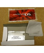 Nintendo DS Case with Cleaning cloth, Screen Pr... - $10.09