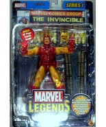 Iron Man - Marvel Legends Series I, Iron Man  Action Figure - $35.00
