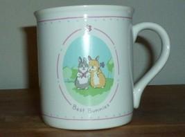 Hallmark Best Bunnies Coffee Mug - $29.99