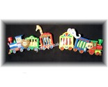 Baby trains wall plaques thumb155 crop