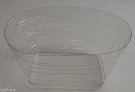 Longaberger Oblong Basket Protector No. 48704 Collectible Accessory Plastic - $11.99