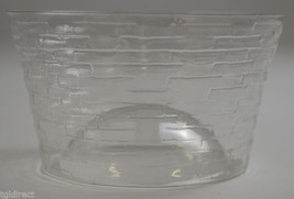 Longaberger Oval Basket Protector No.43788 Collectible Accessory Plastic... - $9.99