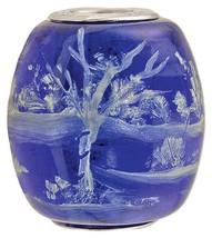 New Fenton Artisan Crafted Cornerstone Glass Be... - $55.00