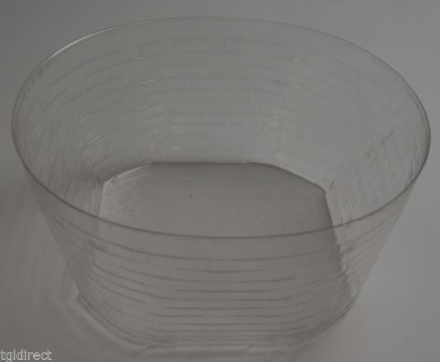 Longaberger Basket Protector No. 42943 Collectible Accessory Plastic Home Decor - $12.99