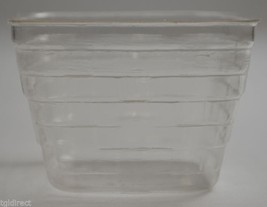 Longaberger Basket Protector No. 49018 Collectible Accessory Plastic Home Decor - $9.99